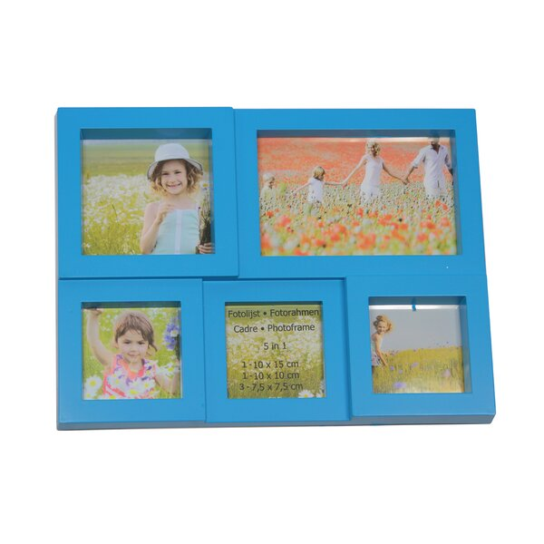 Multi-Sized Puzzled Collage Wall Decoration Picture Frame by Northlight Seasonal