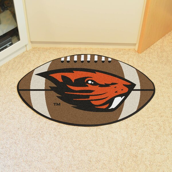 NCAA Oregon State University Football Doormat by FANMATS