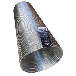 Semi-Rigid Aluminum Universal Duct by BuildersBest