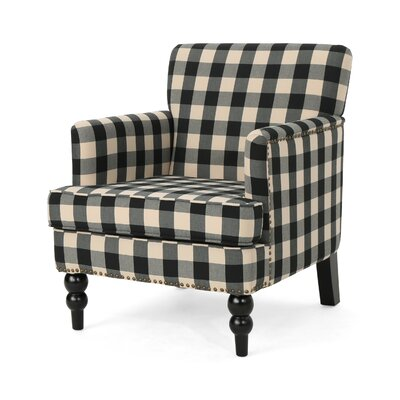 Buffalo Plaid Chair Wayfair
