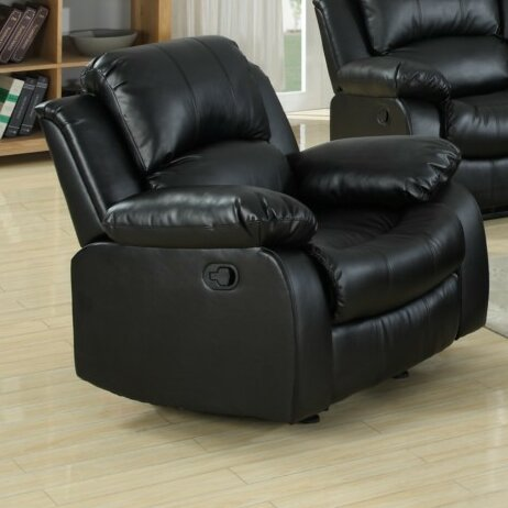 Corvin Manual Recliner Red Barrel Studio RBRS2538