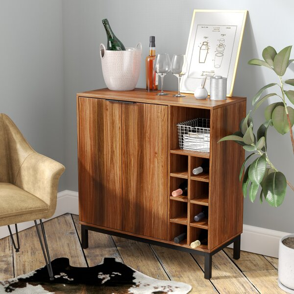 Orion Bar Cabinet By Union Rustic