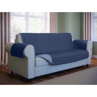Wayfair Basics Box Cushion Sofa Slipcover by Wayfair Basics� SKU:BA369875 Information