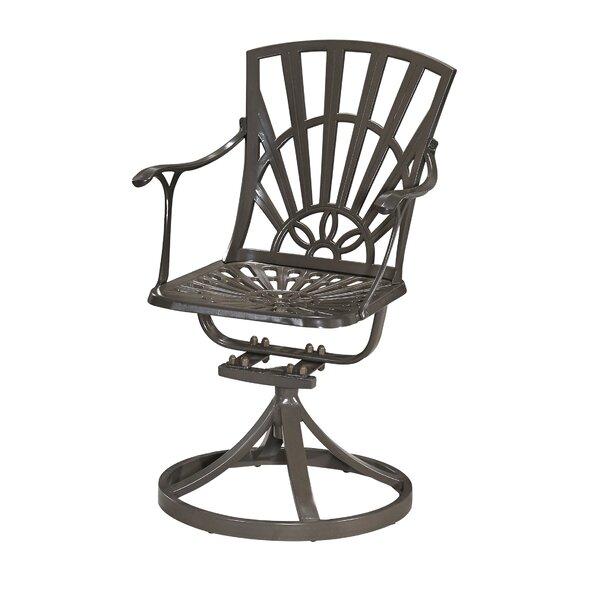 Frontenac Glider Chair by Astoria Grand