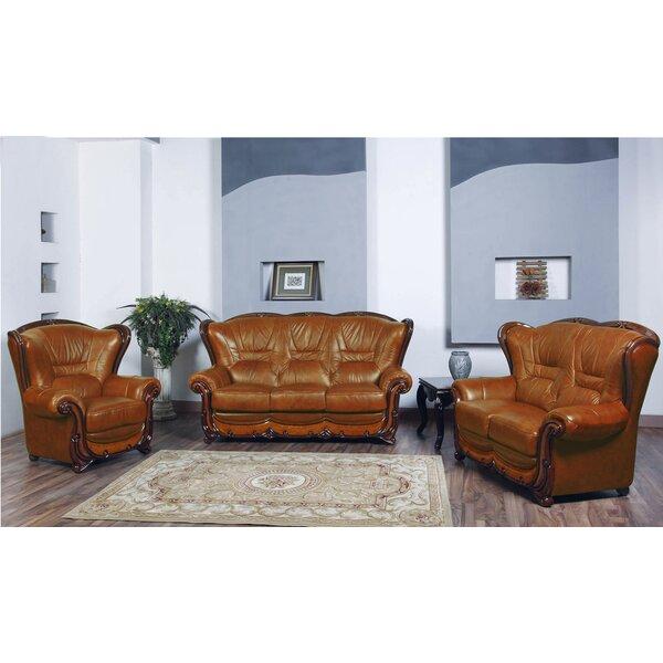 3 Piece Living Room Set by Noci Design