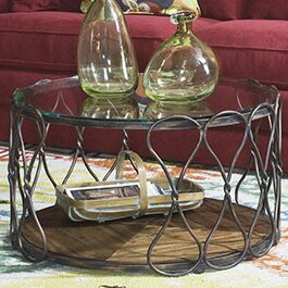 Hadriana Coffee Table by Longshore Tides