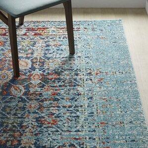 artemis blue area rug - Area Carpets
