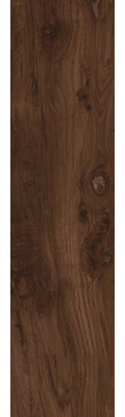 Woodland 8 x 32 Porcelain Wood Look/Field Tile in Walnut by Madrid Ceramics