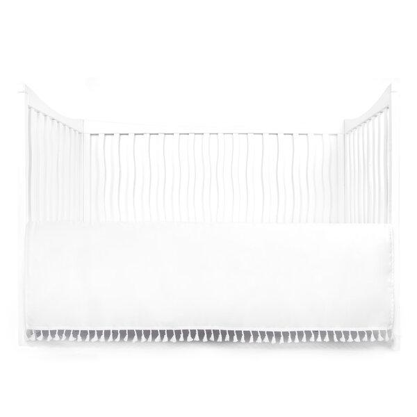 Dewayne Dust Ruffle Bed Skirt by Bungalow Rose