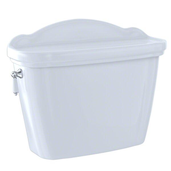 Eco Whitney® E-Max® Dual Flush Toilet Tank by Toto