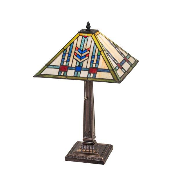 Wyant 22 Table Lamp by Loon Peak