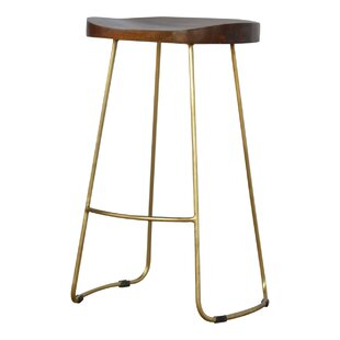 rose gold bar stools. Arie 77cm Bar Stool Rose Gold Stools