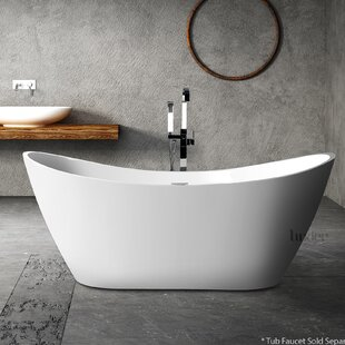 Find for Luxury 70 x 30 Freestanding Soaking Bathtub By Luxier
