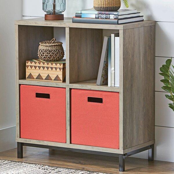 Alexza Storage Cube Bookcase by Latitude Run Latitude Run