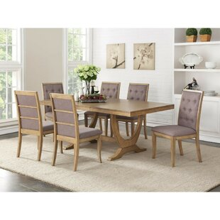 Desbois 7 Piece Dining Set By One Allium Way