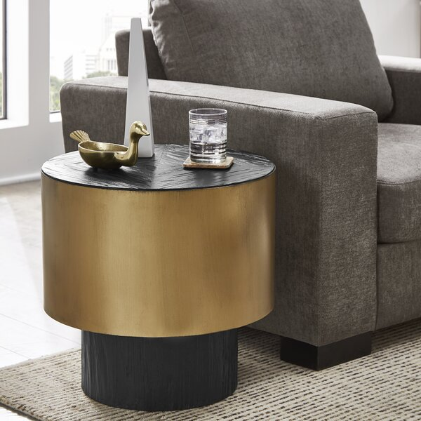 Carol End Table by Modern Rustic Interiors