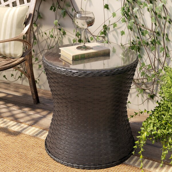 Hagemann Side Table by Darby Home Co