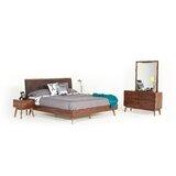 Rowan Platform Solid Wood Configurable Bedroom Set byModern Rustic Interiors