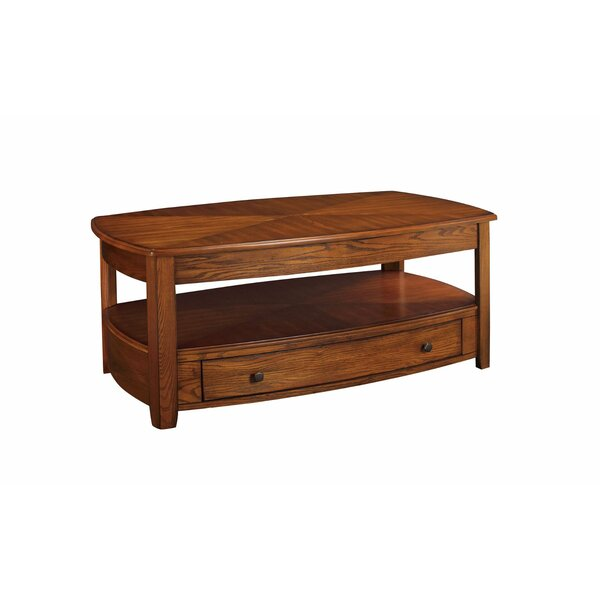 Hassania Lift-Top Coffee Table by Bloomsbury Market Bloomsbury Market