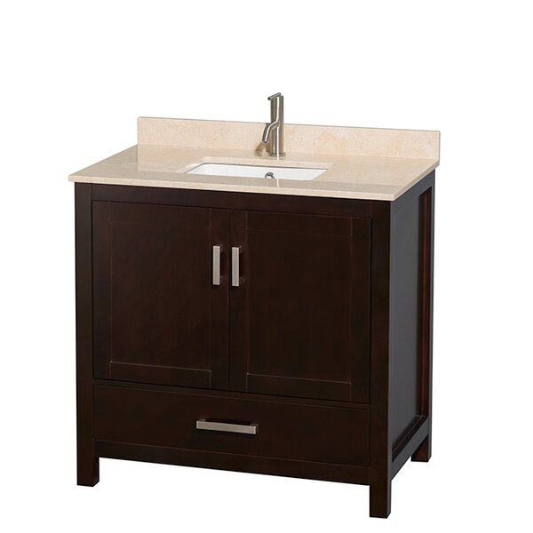 Sheffield 36 Single Bathroom Vanity Set by Wyndham Collection