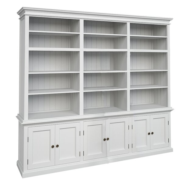 Fairmead Library Bookcase By Breakwater Bay