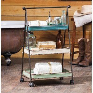 Farina 3 Tier Bar Cart by Laurel Foundry Modern Farmhouse