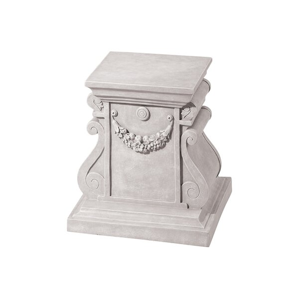 Classic Statue Plinth Bases Pedestal by Design Toscano
