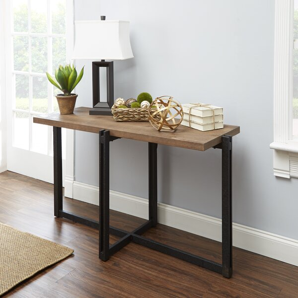Baran Console Table by Ivy Bronx