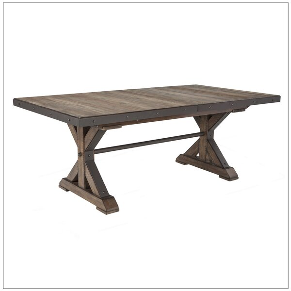 Baulch Extendable Dining Table by Gracie Oaks