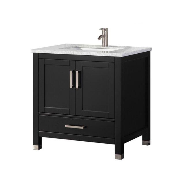 Peralez Modern 30'' Single Bathroom Vanity Set by Brayden Studio