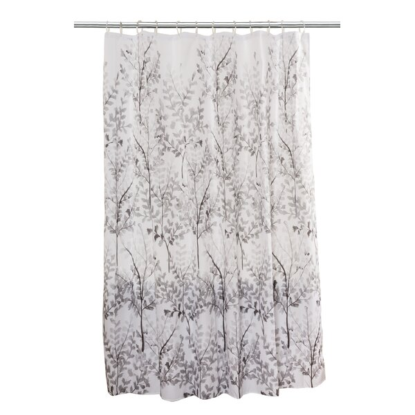 Walter Fabric Shower Curtain by Alcott Hill