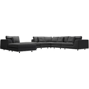Perry Sectional with Ottoman