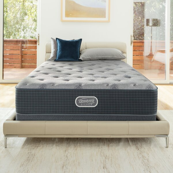 Beautyrest Silver 13 Medium Innerspring Mattress and Box Spring by Simmons Beautyrest