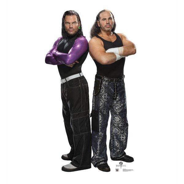 WWE The Hardy Boyz Standup by Advanced Graphics