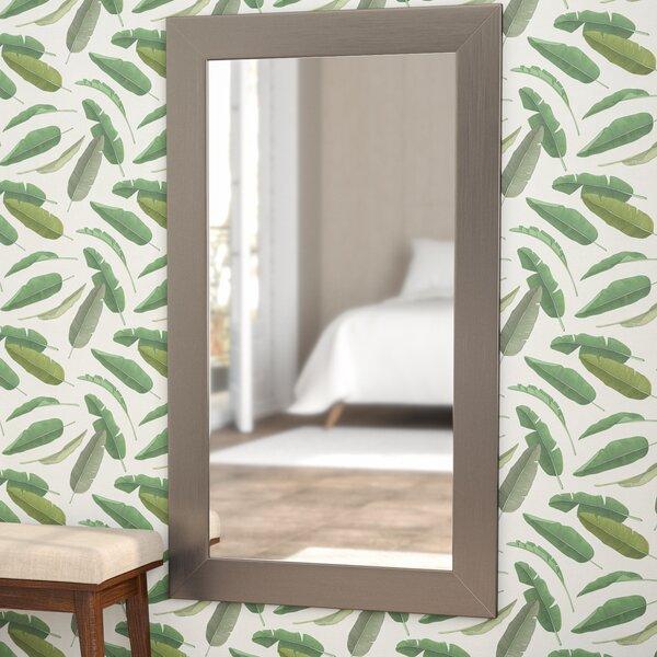 Treiber Modern Wall Mirror by Brayden Studio