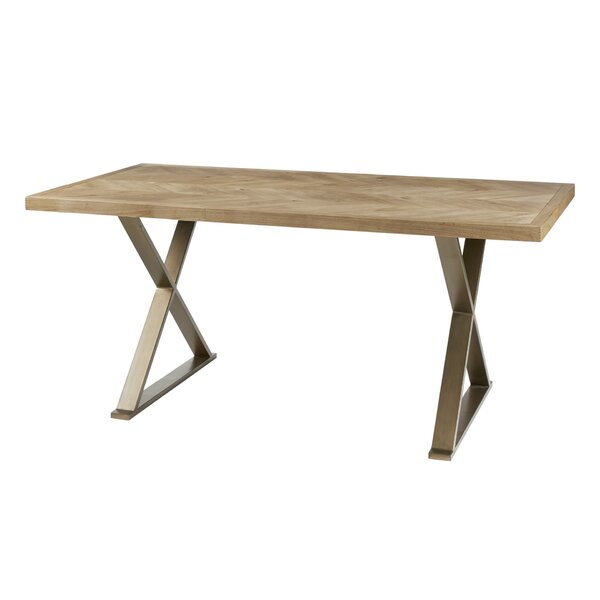 Mapleville Dining Table by Gracie Oaks