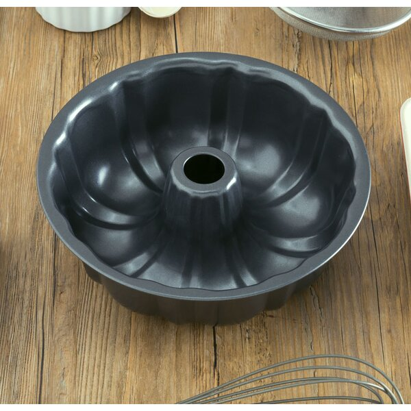 Fluted Cake Pan (Set of 2) by Home Basics