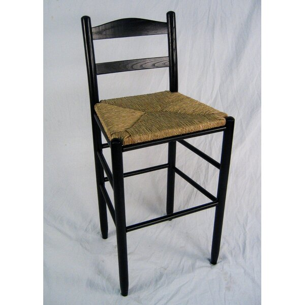 Blue Ridge 30 Bar Stool by August Grove