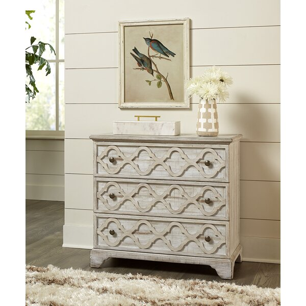 Benoit  Castelnaud 3 Drawer Bachelors Chest by One Allium Way
