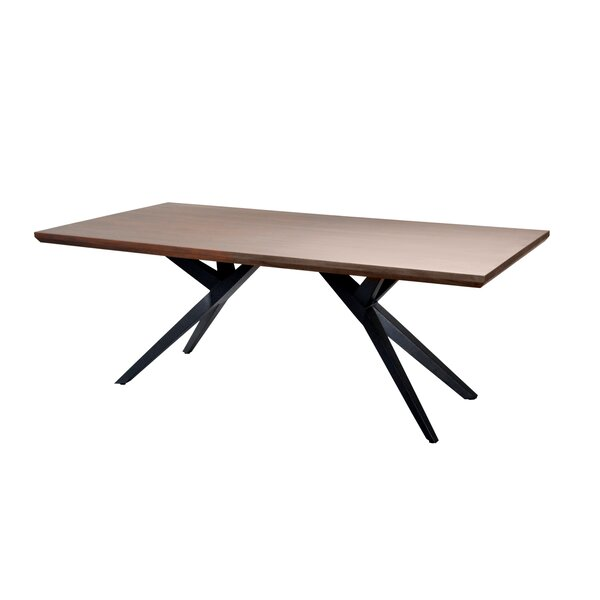 Weir Solid Wood Dining Table by Union Rustic