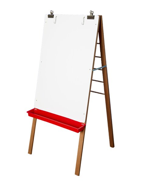 Crestline Products Classroom Painting Board Easel by Flipside Products