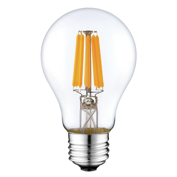 8W E26 LED Vintage Filament Light Bulb by Aspen Brands