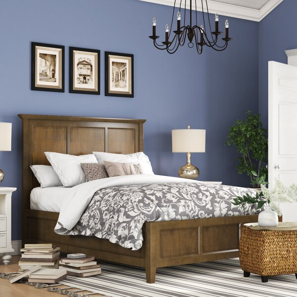 Callington Standard Panel Bed by Birch Lane™ Heritage