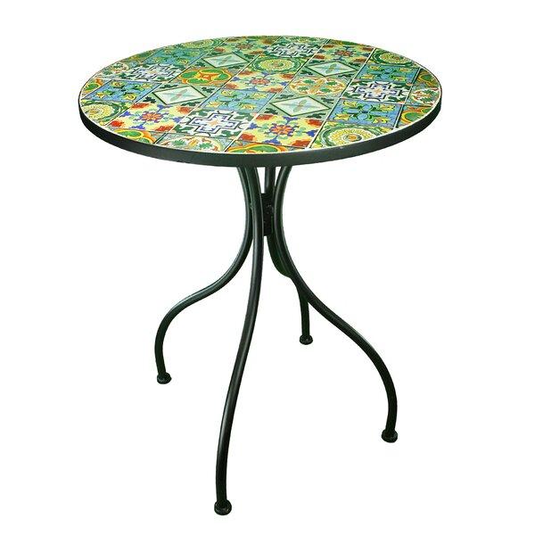 Fakenham Mosaic Dining Table by Fleur De Lis Living