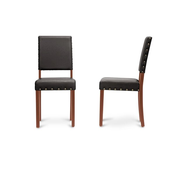 Lucrezia Upholstered Dining Chair (Set of 2) by Andover Mills