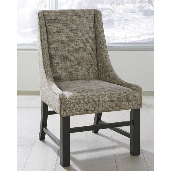 Sheree Upholstered Dining Chair (Set Of 2) By Charlton Home