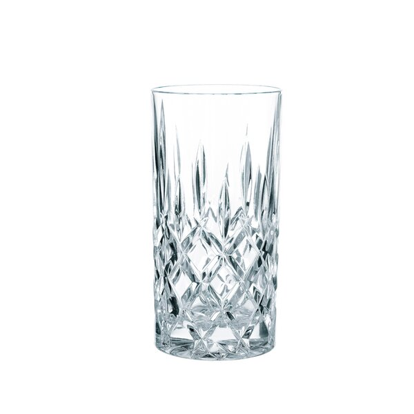 Noblesse 13 oz. Crystal Highball Glass (Set of 4) by Nachtmann