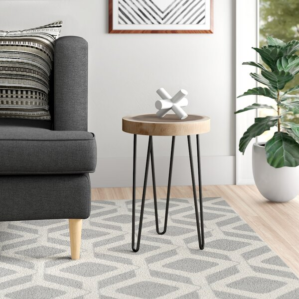 Melani End Table By Zipcode Design