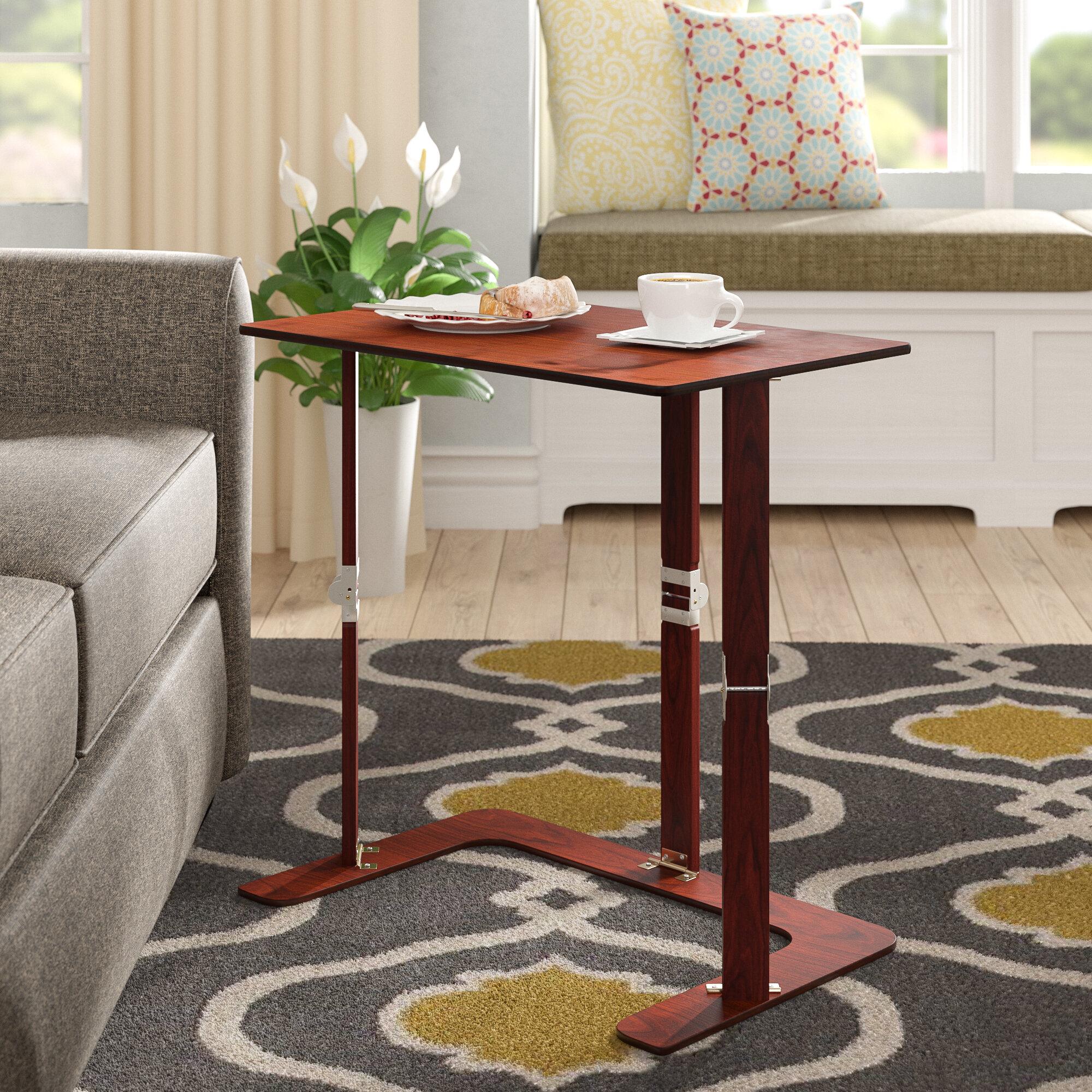 Remarkable Alpharetta Portable Folding Couch Tray Table Short Links Chair Design For Home Short Linksinfo