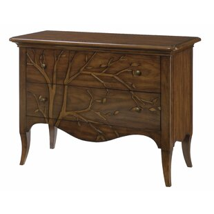 Gladiola 2 Drawer Bachelors Chest